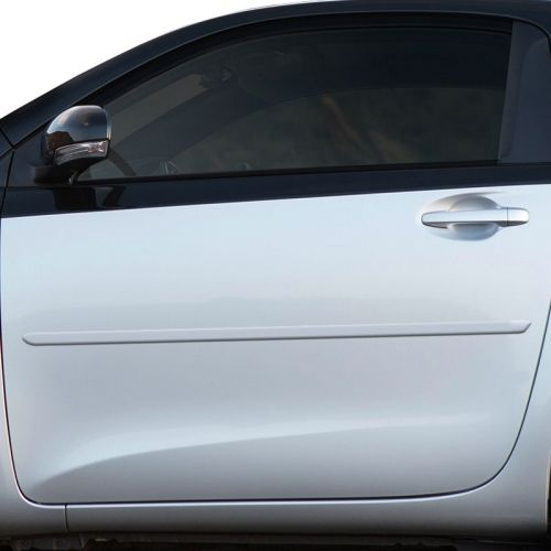 Scion Iq Painted Body Side Molding 2012 2014 Fe Sciq12 Scion Paint Matching Abs Material
