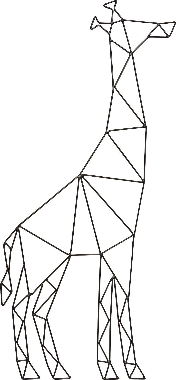 ANIMAUX Wanddekoration (x3) - Habitat