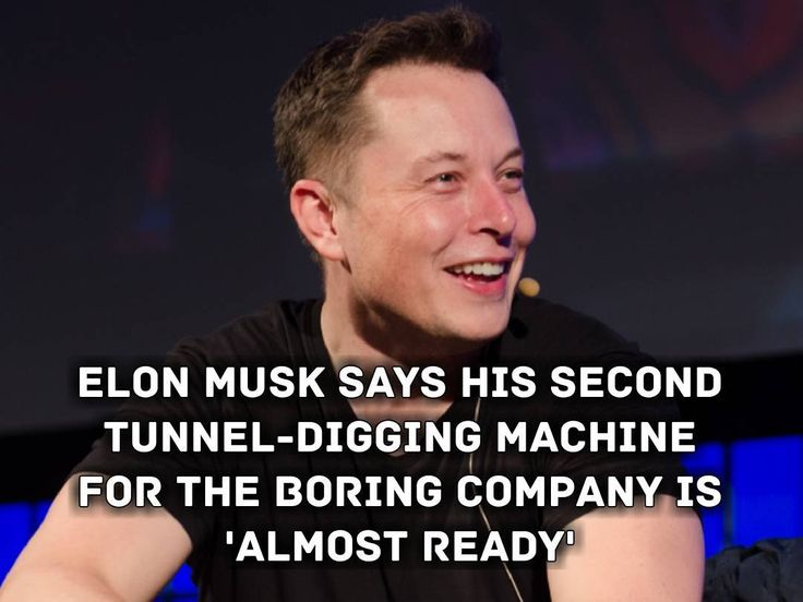 """#tech #technology #news #breakingnewshttps://goo.gl/b6F6j5 -------------------------------------------------------------------------------- """"The Tesla and SpaceX CEO founded the Boring Company after being frustrated with traffic in Los Angeles. His idea is to build aseries of tunnelsin L.A. with cars being ferried around on pods at around 125 mph..."""" -------------------------------------------------------------------------------- #techie #instatech #techy #hightech #techlife #technews…"""
