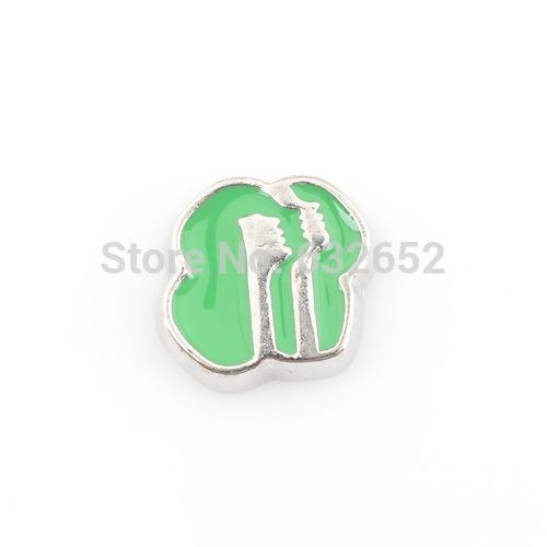 Girl Scouts origami owl charms , fit Floating charm lockets FC0308-in Charms from Jewelry on Aliexpress.com | Alibaba Group