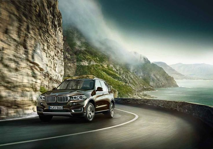 The all new BMW X5 – designed for those who prefer outstanding practicality.