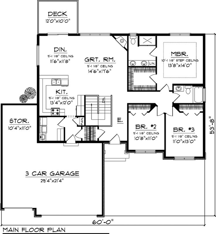 176 best Home ideas images on Pinterest House floor plans Small