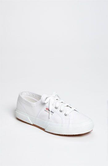 Superga 'Cotu' Sneaker | still debating: white, red, navy blue, gray or salmon?
