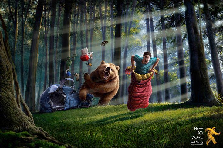 Selk'bag: Bear