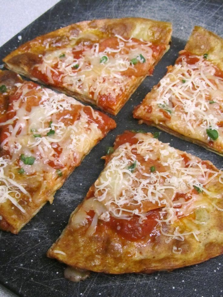 Pizza quesadilla, Pizza and Quesadillas on Pinterest
