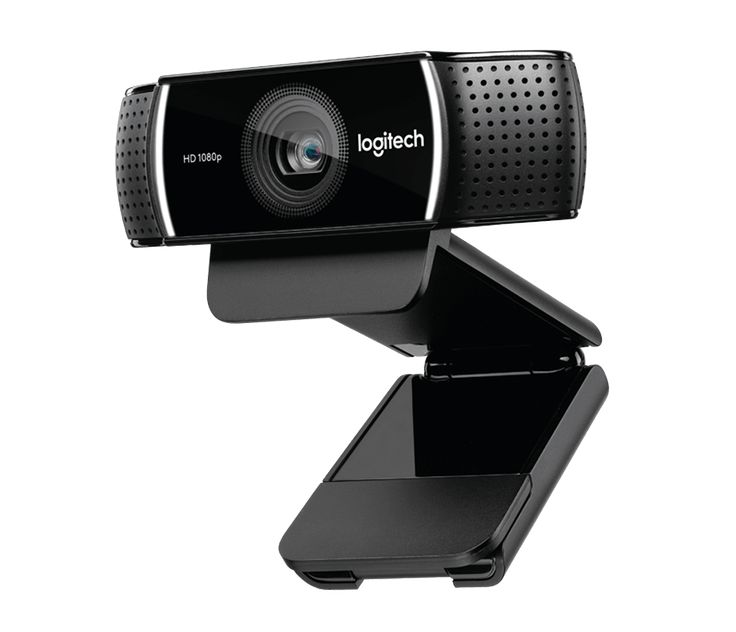 Logitech C922 1080p streaming webcam records and streams your gaming sessions in rich HD for high-quality streaming on Twitch and YouTube.