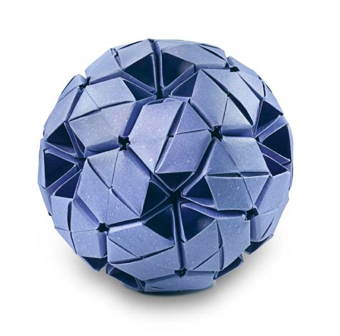 origami sphere | Indesign Arts and Crafts