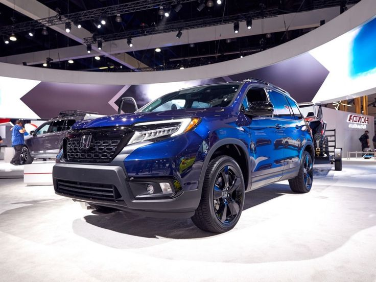 Top Seven Trends In Honda Passport 2020 Price To Watch