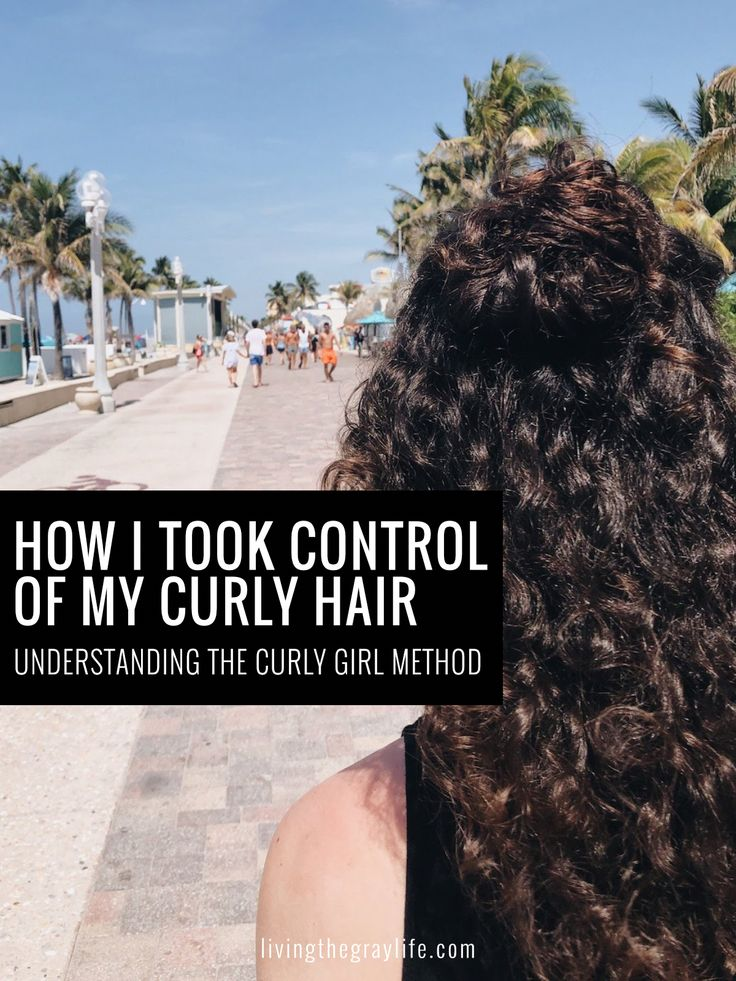 How I Took Control of My Curly Hair Curly hair styles