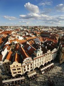 Grand Hotel Praha - Prague - Restaurant