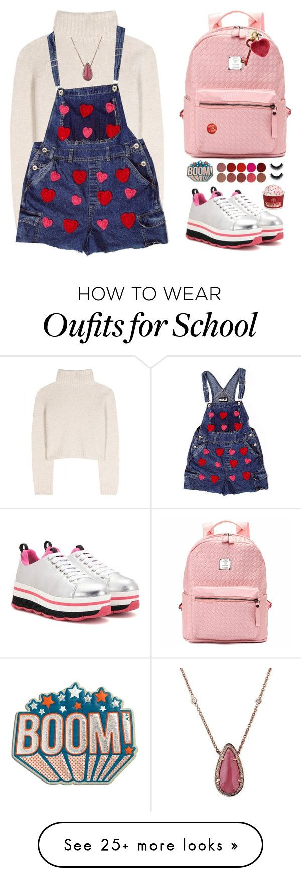 """""""Dayla"""" by toppingu on Polyvore featuring The Row, Prada, Helen Moore, Anya Hindmarch and Charlotte Tilbury"""
