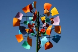 Scroll through for lots of kinetic wind sculpture