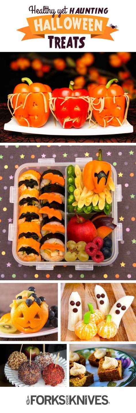 @isabellegeneva Haunting but Healthy Halloween Treats