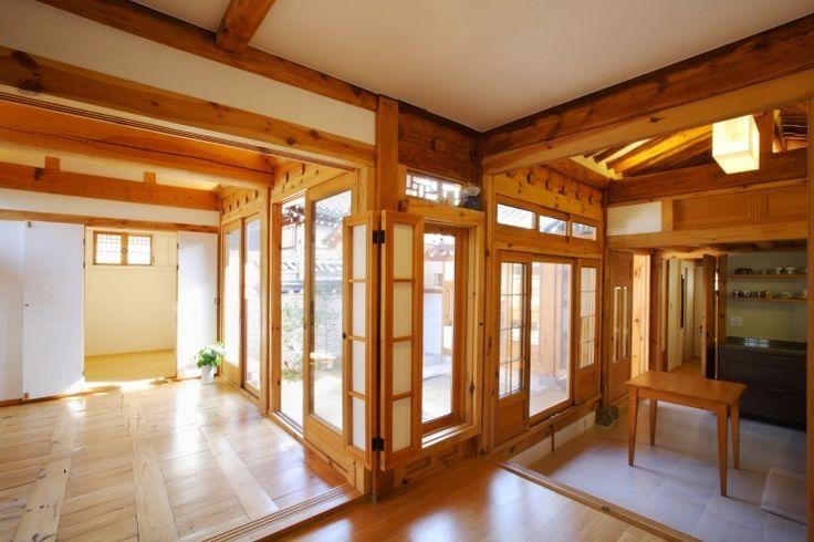 우리정서에 꼭맞는 따뜻한 인테리어를 한 한옥집 - Daum 부동산 ...