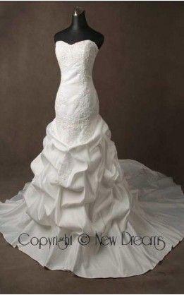 abito da sposa  V3096-mermaid wedding dress style V3096