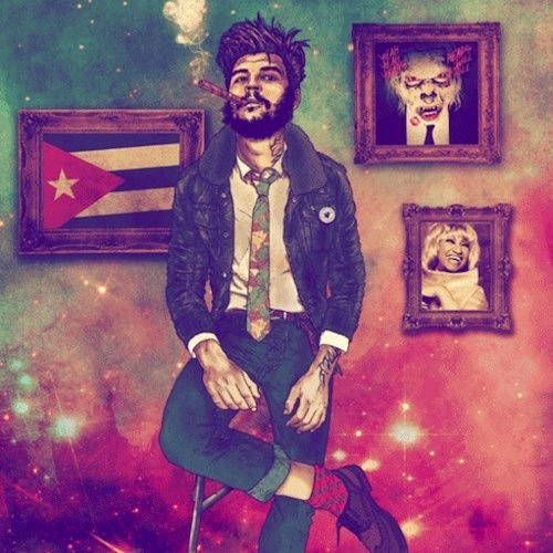 Che Guevara Fab Ciarolo Icons as Hipsters