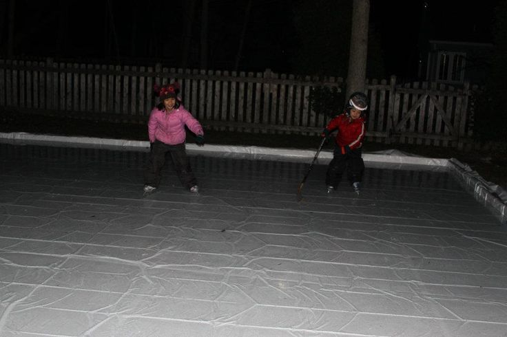 8 best outdoor hockey rink images on pinterest backyard ice rink my best friend craig diy building an ice skating rink solutioingenieria Images