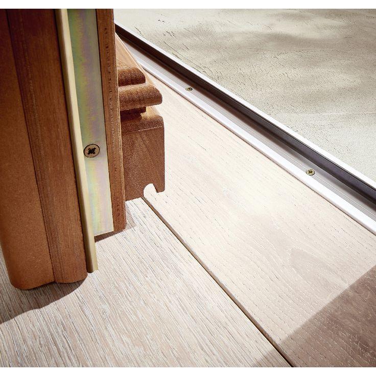 barre de seuil suisse pour portes d 39 entr e d tail. Black Bedroom Furniture Sets. Home Design Ideas