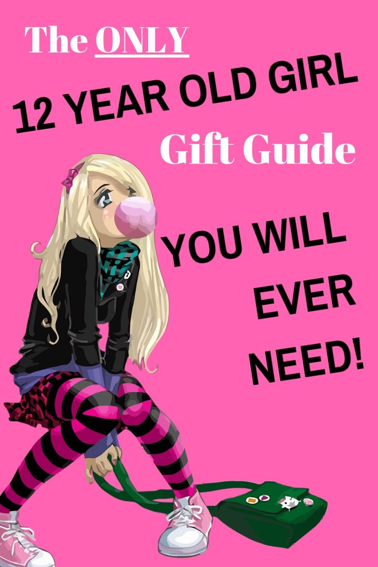 There Are Over 50 Gift Ideas That Sure To Make Her Christmas Or 12th Birthday