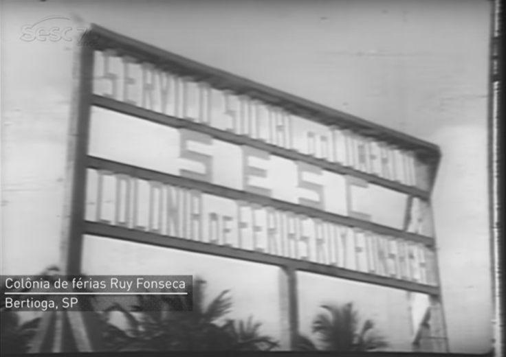 Colônia de Férias Ruy Fonseca SESC - viagem a Bertioga 1969 de perua Kombi http://www.novomilenio.inf.br/bertioga/bnucleo28n01.htm https://www.youtube.com/watch?v=f58xVbnz7PA