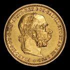 Mince: 10 Koruna 1905 bz - FRANTIŠEK JOZEF I.