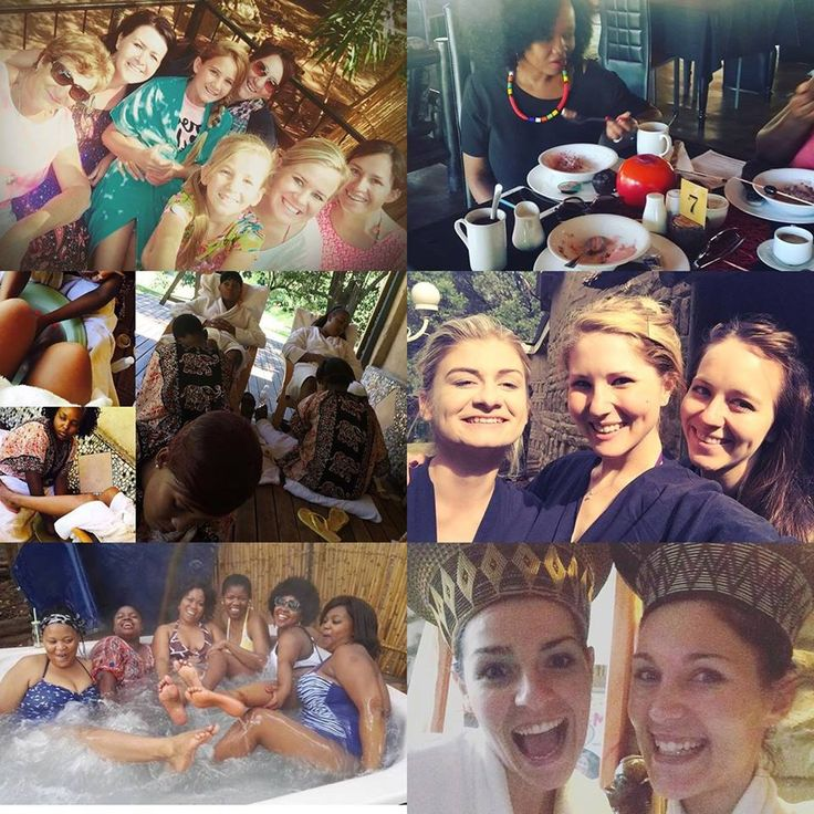 Some awesome Vusalela Guest Pics ..... Thanks for sharing with us guys! Looks awesome!! #spa