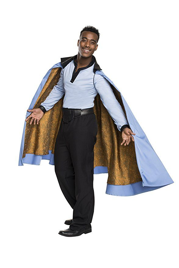 Halloween Costumes Men Rubies Star Wars Officially Licensed, Adult - cool halloween costume ideas for guys