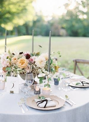 This Alfresco Wedding Came Together In Under 12 Weeks
