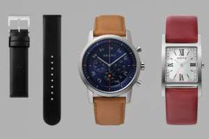 © Provided by The Verge Remember Wena Wrist, the analog-style smartwatch developed at Sony's internal incubator? It looks like a regular watch, but it tracks your movement and sends you notification alerts via an LED in the steel bracelet, which also has an NFC chip for mobile payments. Well,...