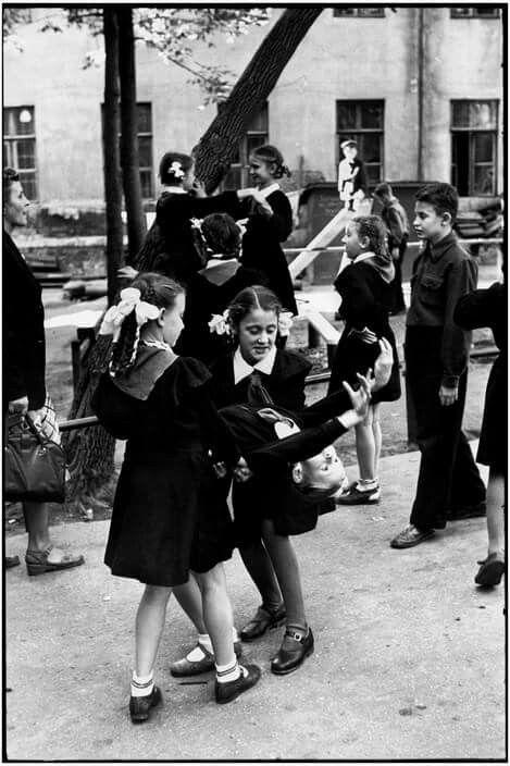 1954 Moscow, Elementary school