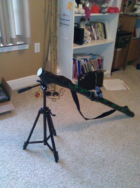 How To make an airsoft mortar