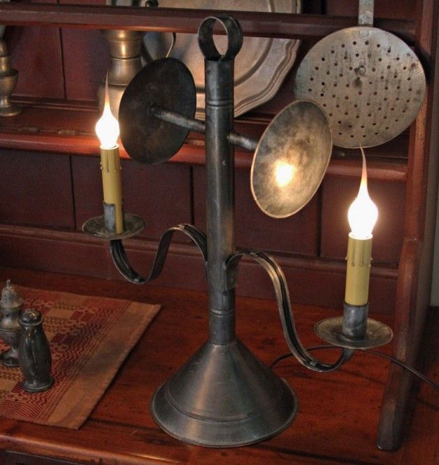 1000+ Ideas About Primitive Lamps On Pinterest