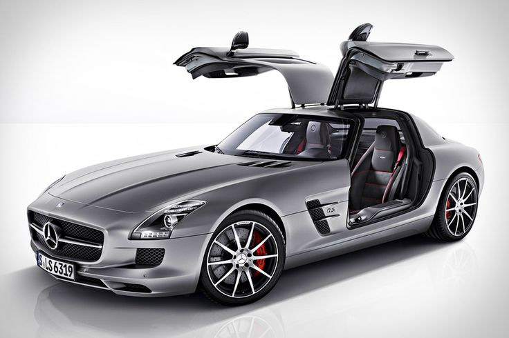 An AMG GT version is always welcome. ~ 2013 Mercedes-Benz SLS AMG GT