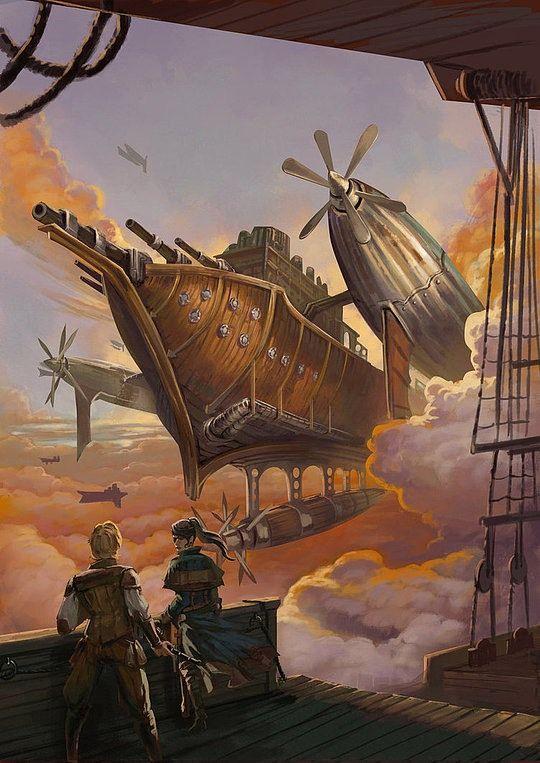 Conceptual Art by Enggar Ajar Adirasa. #steampunk #artwork #steampunkart http://www.pinterest.com/TheHitman14/art-steampunk-%2B/
