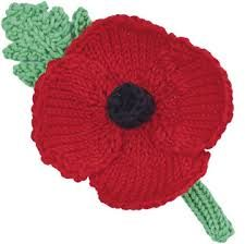 Image result for knitted poppy patterns
