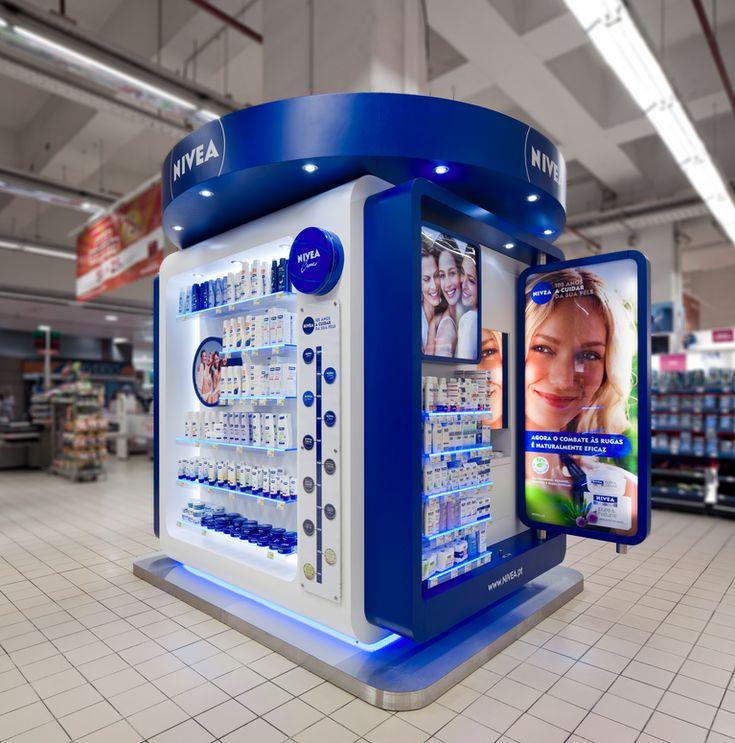 'Shop in Shop' foi uma ideia produzida pela Nivea nas lojas Continente, que fez com que a MHS, Mário Henriques & Sousa, Lda. vencesse o Índio de Ouro nas sua categoria. Parabéns!