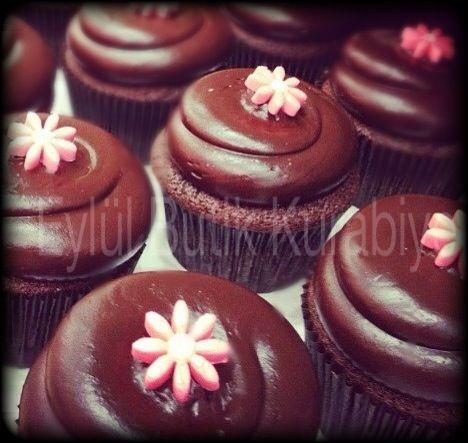 Çikolatalı Cupcake | Eylul Butik Pasta ve Kurabiye