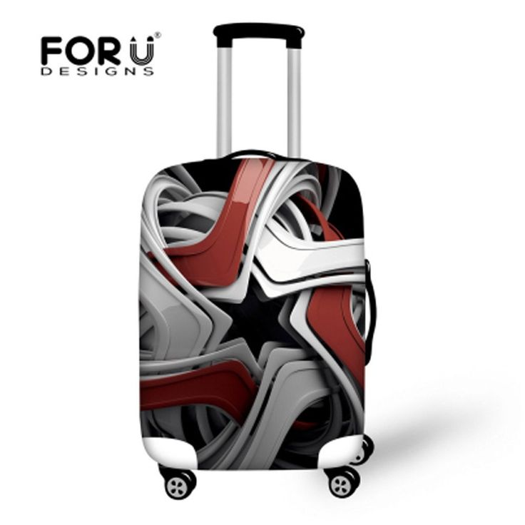 Sale US $14.24  Brand 3D Portable Elastic Travel Luggage Cover Stretch Protect Suitcase Cover Apply to 18-30 Inch Case Waterproof Luggage Covers  #Brand #Portable #Elastic #Travel #Luggage #Cover #Stretch #Protect #Suitcase #Apply #Inch #Case #Waterproof #Covers