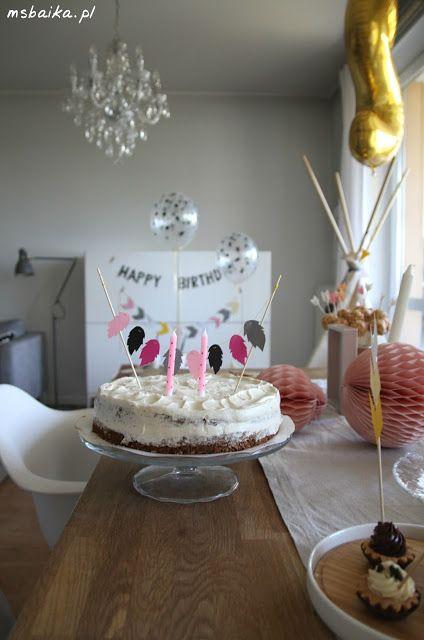 Teepee party cake decoration by msbaika