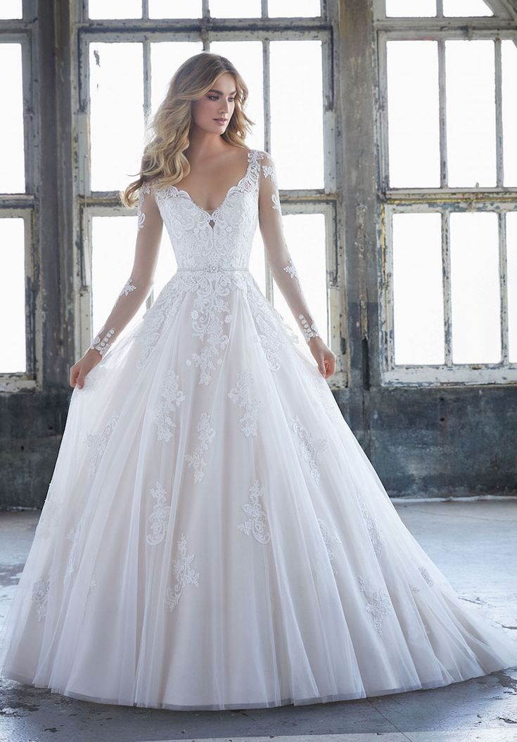 Beautifully Sophisticated Morilee Wedding Dresses 2018 Collection