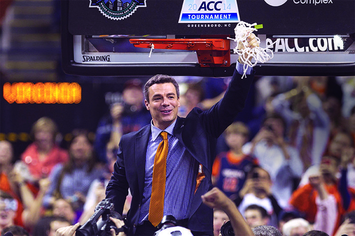 In March, Coach Tony Bennett led the University of Virginia Cavaliers to their first Atlantic Coast Conference men's basketball tournament championship since 1976. He was named the league coach of the year.