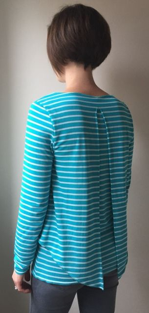 It's tempting to use some Kylie song lyrics in this blog post about Style Arc's Kylie knit top pattern but I'll refrain. Kylie is a basic long or short sleeve t-shirt pattern with…