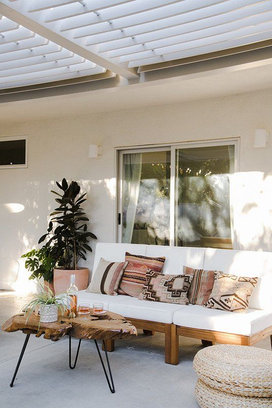Beautifully Decorated Backyards That Are Sure To Inspire for the - designer gartensofa indoor outdoor