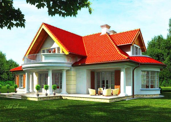 Красиви къщи част 2 Art Senses артистични идеи за