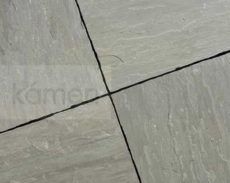 Kamenná dlažba - Formátované - Autumn Grey