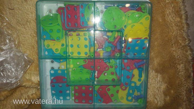 BS játék - Playgo Építő Szerelőjáték gyerekeknek - 1500 Ft - Nézd meg Te is Vaterán - Műanyag építő - http://www.vatera.hu/item/view/?cod=2560968368