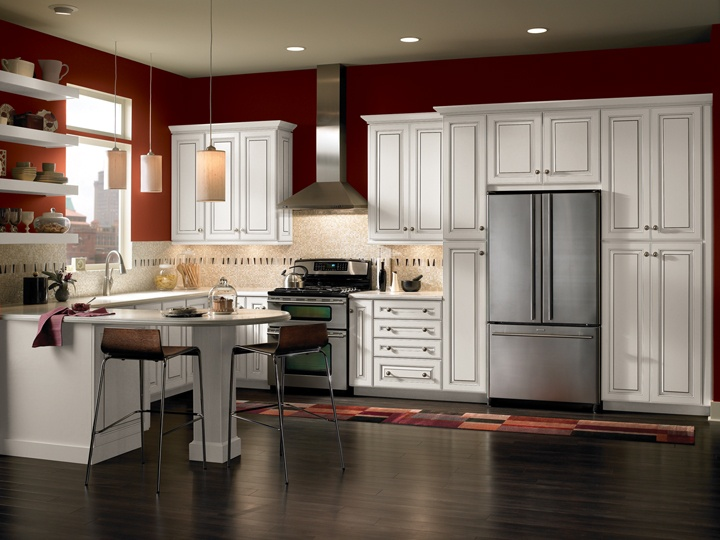 Attractive Transitional Cabinets   Armstrong Kitchen Cabinets And Bath Vanities