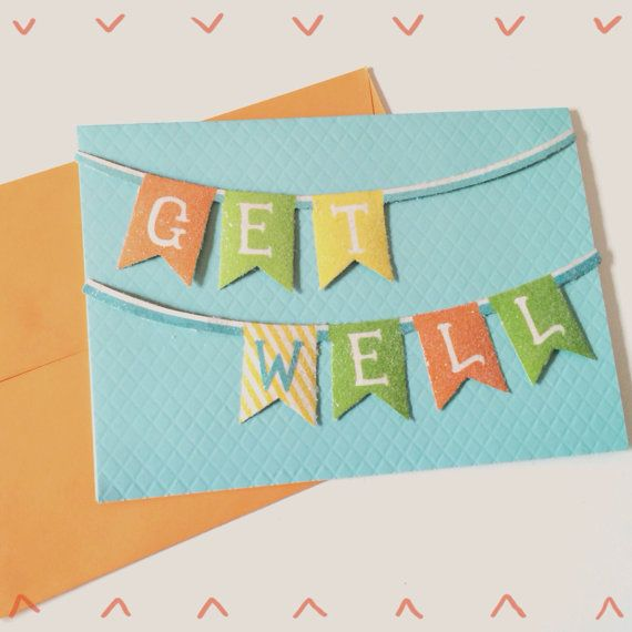 card making ideas for get well cards