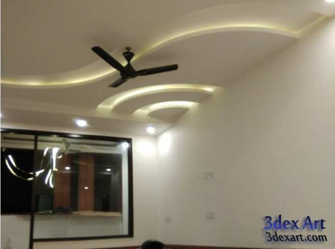 Ceiling Designs For Living Room 2018 Images Of Grey Furniture Latest False And Hall Modern With Lighting Ideas Plasterboard New