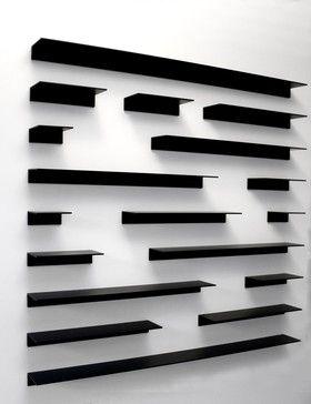 Wall Shelving - Marike - Matrix Shelf - not your ordinary shelf unit